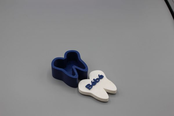 boite à dents lait imprimée en 3D
