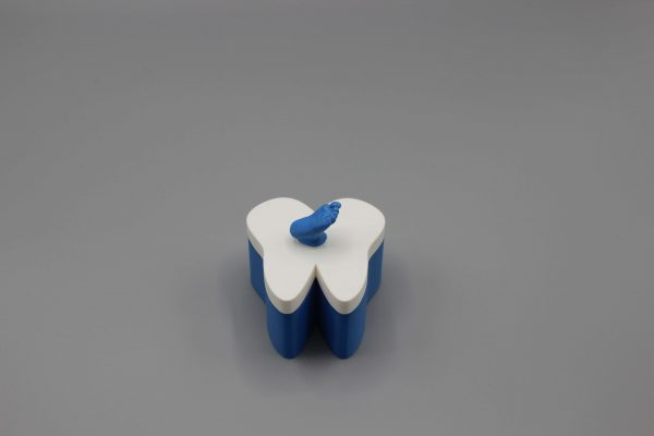 boite dents de lait imprimée 3D