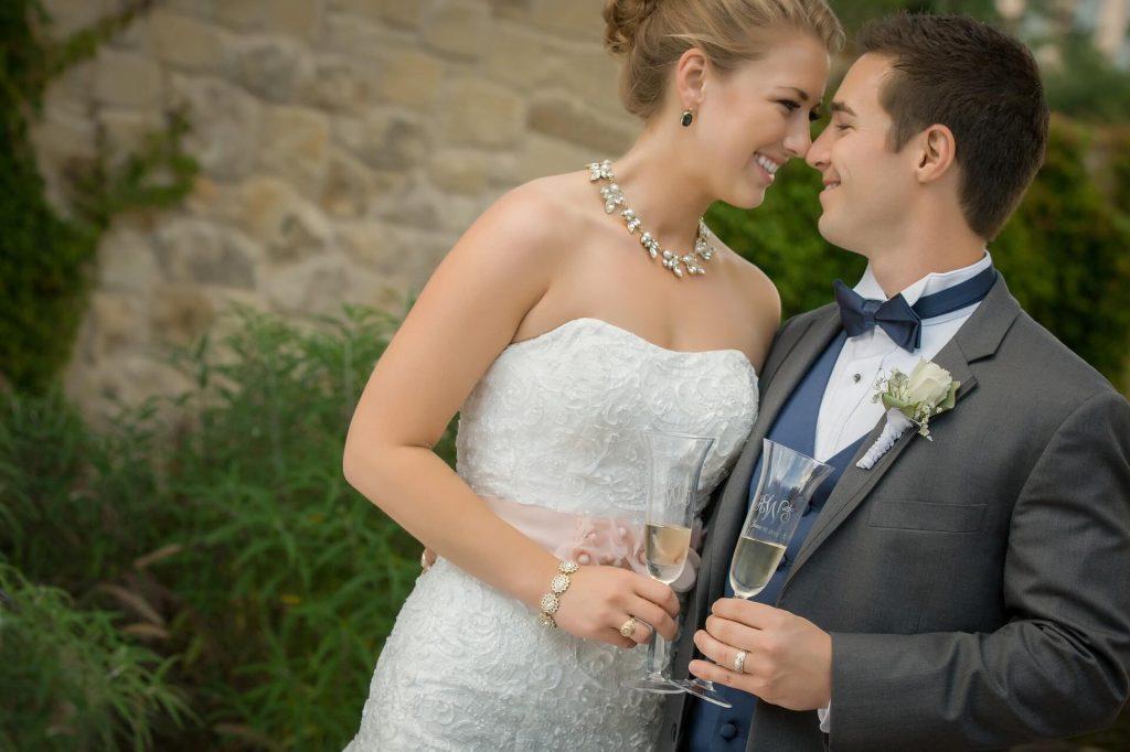 Cadeau mariage- mariés