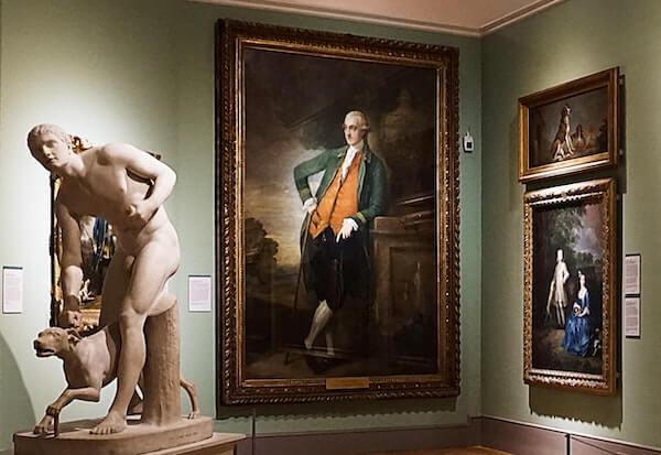 numérisation oeuvres d'art musée